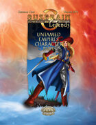 Untamed Empires Character Pack