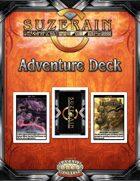 Savage Suzerain Adventure Deck