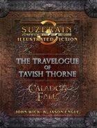 Caladon Falls: The Travelogue of Tavish Thorne