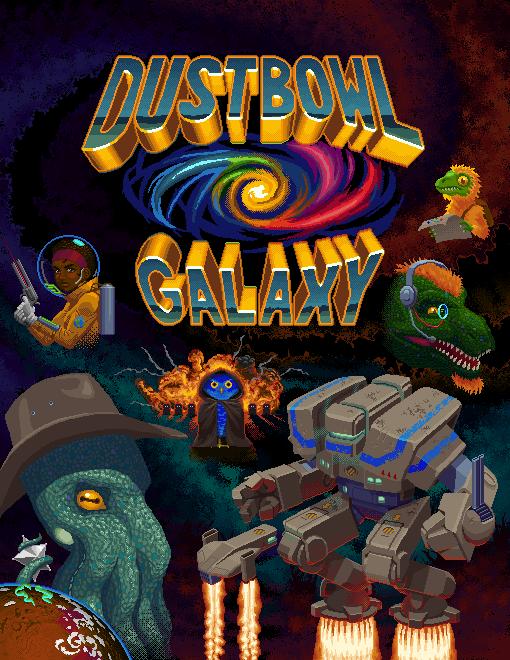 Dust Bowl Galaxy Rulebook