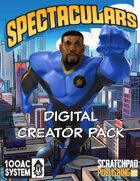 Spectaculars Digital Creator Pack