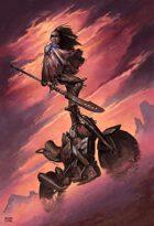 Wasteland Warrior - RPG Stock Art