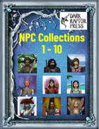 NPC Collections 1 - 10 [BUNDLE]