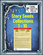 Story Seeds Collections 1- 10 [BUNDLE]