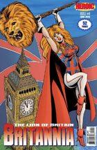 Britannia the Lion of Britain #1