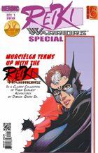 Reiki Warriors Special #01