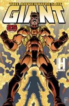 Adventures of Giant Trade Paperback