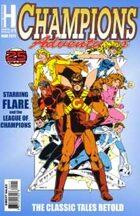 Champions Adventures #01