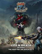 Devil's Run RPG Life & Death (Echoes) - 2d20