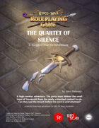 Quartet of Silence (Kings of War RPG - 5E)