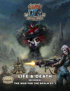 Devil's Run RPG Life & Death (Echoes) - SWADE