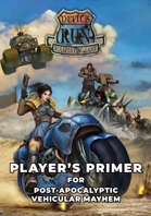 Devil's Run the Roleplaying Game Player's Primer (2d20)