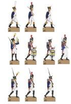 18-th linear regiment. 1st battalion
