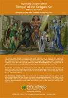 Wyrmkeep Dungeons BW1: Temple of the Dragon Kin