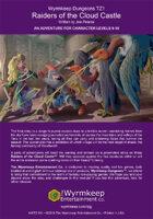 Wyrmkeep Dungeons TZ1: Raiders of the Cloud Castle