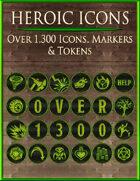 Heroic Icons: Black Dragon