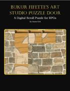 Bukur Fifette's Puzzle Door