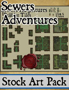 Sewers Adventures - Stock Art