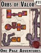 Orbs of Valor - One Page Adventure