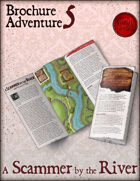 Brochure Adventure 5 - A Scammer in the Mountain