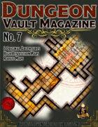 Dungeon Vault Magazine - No. 7