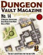 Dungeon Vault Magazine - No. 14