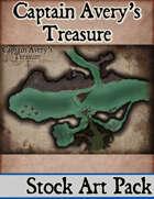 Elven Tower - Captain Avery's Treasure | Stock Battlemap