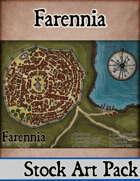 Elven Tower - Farennia | Stock City Map