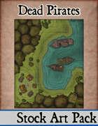 Elven Tower - Dead Pirates | Stock Battlemap