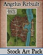 Elven Tower - Angelus Rebuilt | Stock City Map