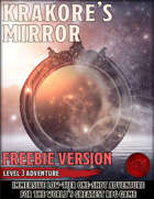 Krakore's Mirror FREEBIE - Level 3 adventure - 5e
