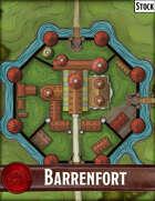 Elven Tower - Barrenfort | Stock City Map