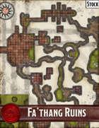 Elven Tower - Fa'thang Ruins | 43x50 Stock Battlemap