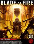 Blade of Fire - Level 5 Adventure - 5e