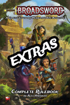 Broadsword: The Extras