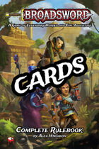 Broadsword: Just The Cards
