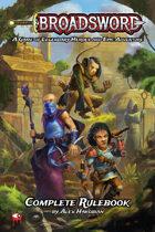 Broadsword 1st Edition All-Digital [BUNDLE]