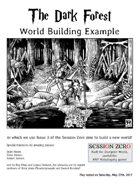 World Building Example - Session Zero