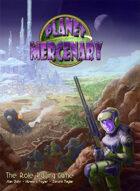 Planet Mercenary RPG