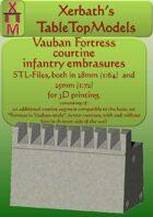 Vauban Fortress expansion 3 120 inf