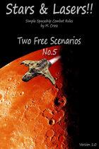 Free scenarios for Stars & Lasers No.5
