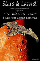Stars & Lasers - The Pride & The Passion