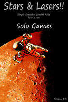 Stars & Lasers Solo Games