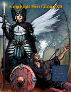 SX3 Starry Knight Press 2020 Catalog