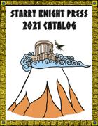 SX4 Starry Knight Press 2021 Catalog