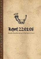 Symbaroum - Report 22:01:08