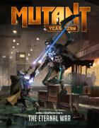 Mutant: Year Zero - Zone Compendium 4 - Eternal War