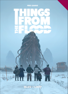 Things from the Flood RPG: Rulebook