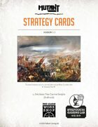 Mutant: Strategy Cards