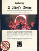 A Witch's Desire - Adventure for Symbaroum